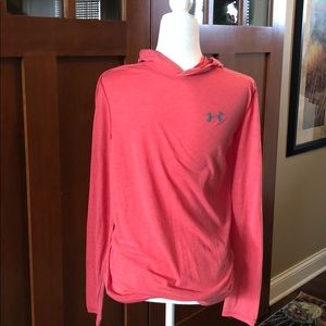Men's UA Threadborn hoodie - like new